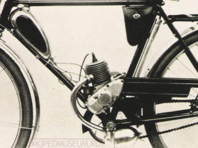 Двигатель ХВЗ-Д4 «Харьков» (1955)