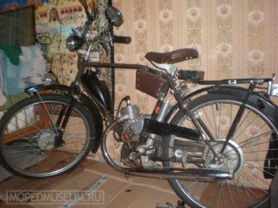 Мотовелосипед В-901 (1958-1961)