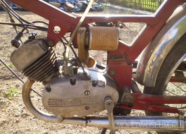 Двигатель Ш-57 (1973-1977)