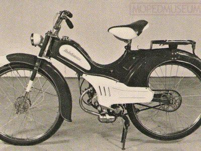 Легкий мопед «Львовянка» МВ-042 (май 1963 — 1965)