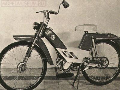 Легкий мопед МВ-044 (1966-1967)