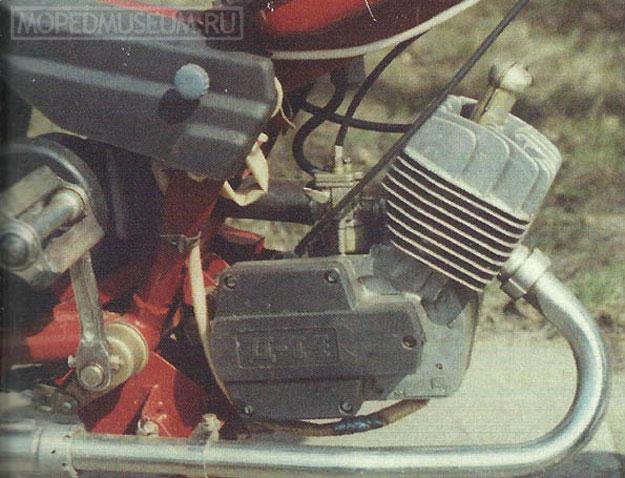 Двигатель Д-14 (1994-1998)