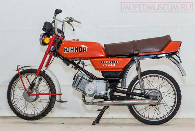 Мокик Юниор 2.604 (1978)