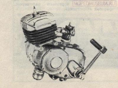Двигатель Д-51 (1990)