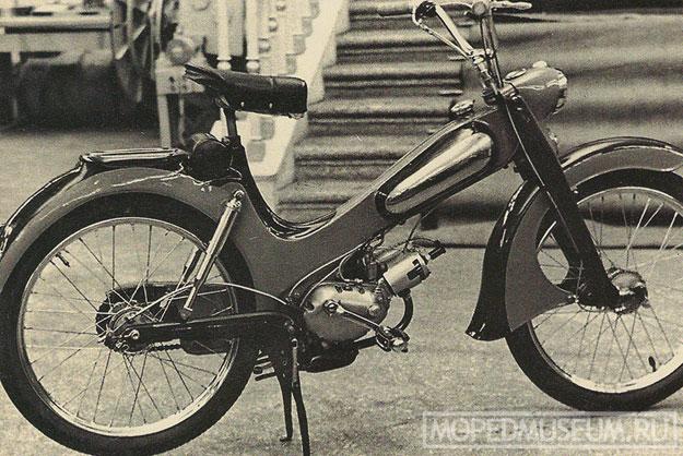 Мопед МП-60 (1957)
