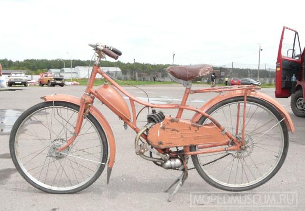 Мотовелосипед Гауя Рига-2 (1961-1965)