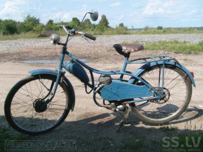 Мотовелосипед «Гауя» Рига-2 (1961-1965)