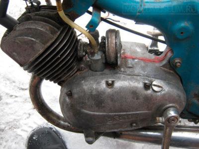 Двигатель Š-51 (январь 1965-1968)