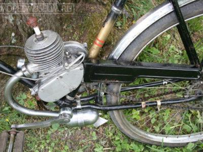 Мотовелосипед «Рига-18» (1958-1961)