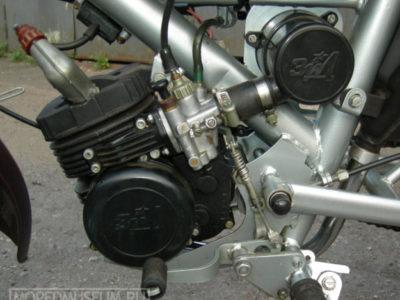 Минимокик ЗиД-36 «Птаха» (1997-2007)