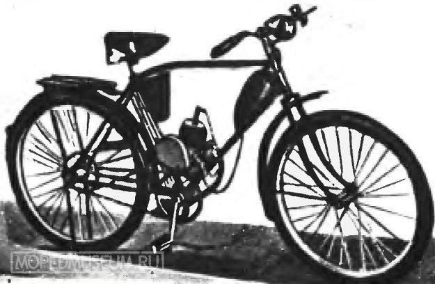 Новый дорожный велосипед