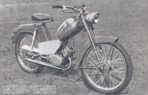 Львовский мопед МП-046