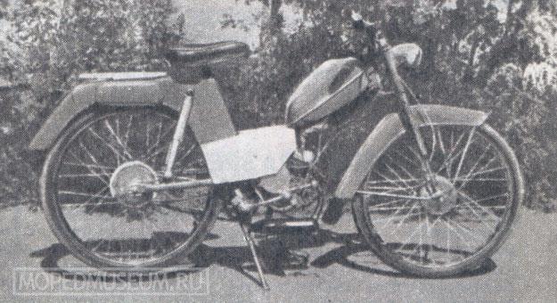 Легкий мопед МВ-045