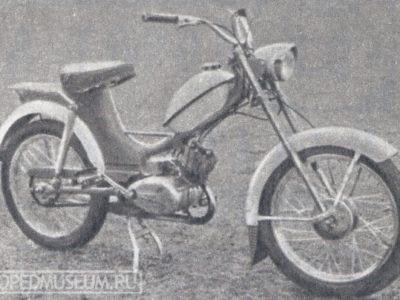 Мопед «Рига-4» (1968-1973)