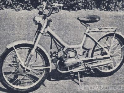 Легкий мопед «Римото» (1970)