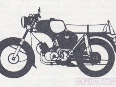 Мокик S50-B (1975-1980)