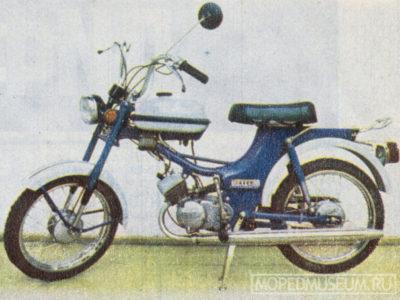 Мокик «Рига-22» («Usma») РМЗ-2.122 (1981-1986)