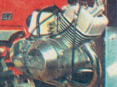 Двигатель Š-62 (1981-1986)