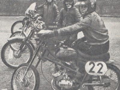 Кроссовый микромотоцикл «Рига-14-Юниор» РМЗ-2.714 (1979-1984)