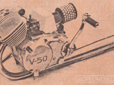 Двигатель V-50 (1984-…)