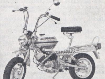 Мини-мокик «Мини» РМЗ-2.130 (1985-1990)