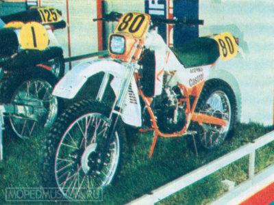 Мокик GS80-WKH (1987-1988)