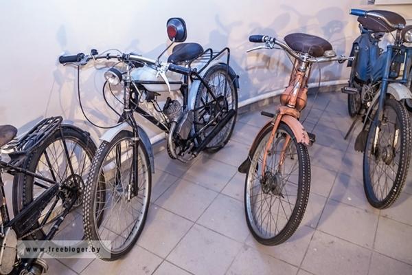 Открытие первого в Беларуси музея мопедов 2