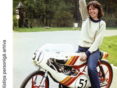 Шоссейно-кольцевой микромотоцикл «Рига-21С» (1982)