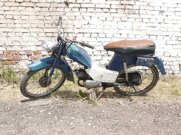 Мопед МП-046М