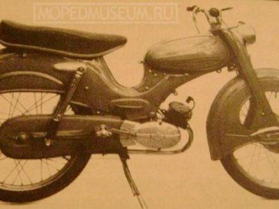 Мопед МП 50