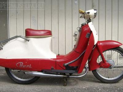 Мотороллер R50 «Panni» (1960-1962)