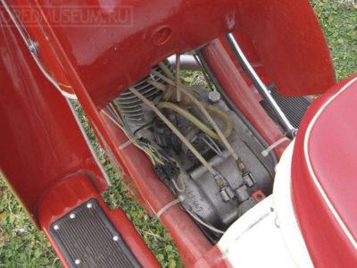 Двигатель VT50R (1957-1962)