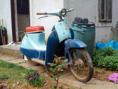 Мотороллер R50 «Panni» (1958-1960)