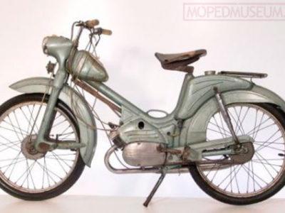 Мопед VT50 «Berva» (1958-1962)
