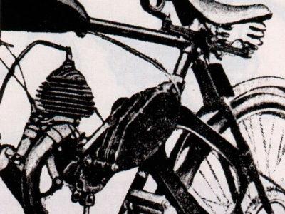 Вспомогательный велодвигатель (1936)