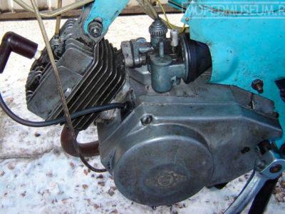 Двигатель typ 019