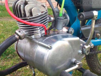 Двигатель typ 025