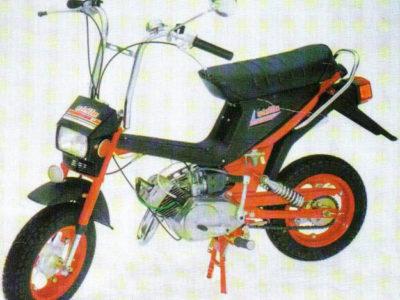 Мокик «Stella» typ 756.1 (1990-1992)