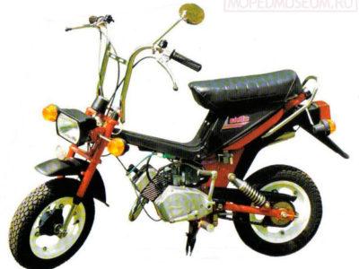 Мокик «Stella» typ 756.2 (1990-1992)