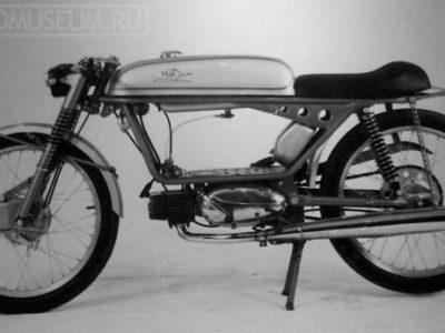 Микромотоцикл Italjet 50 «Vampiro»