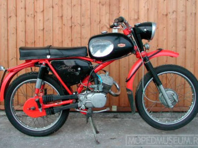 Мокик Jawa-90 «Cross» (Neckermann) (1970-1971)