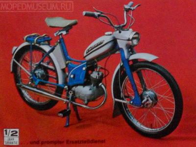 Мопед «Condor-Mofa» (1967-1968)