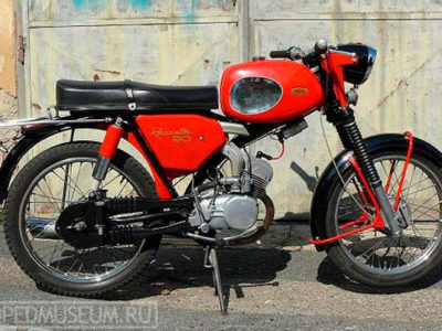 Мокик Jawa-90 «Roadster» (Neckermann) (1970-1971)