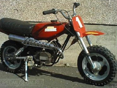 Мини-байк «Mini-Delta» (1989)