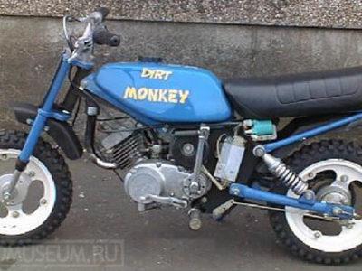 Мини-байк «Dirt Monkey»