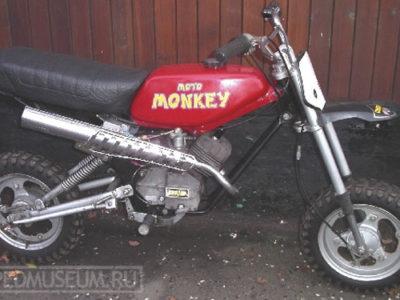 Мини-байк «Moto Monkey»