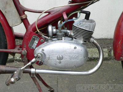 Мопед «Komar» MR 230 (1960-1962)