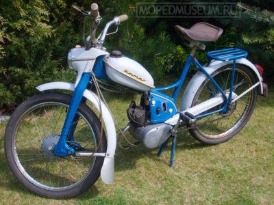 Мопед «Komar-2» MR 232 (1963-1969)