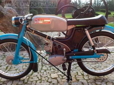 Мокик «Komar Sport» typ 2361 (1973-1975)