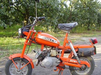 Мини-мокик «Romet» 50-M-1 (1978-1980)